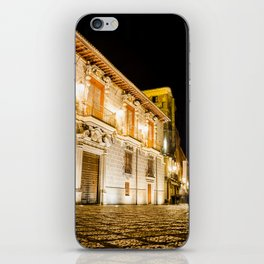 Nocturnal brights iPhone Skin