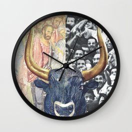 El Toro Wall Clock