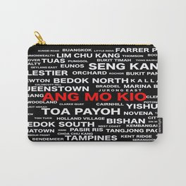 SINGAPORE - ANG MO KIO Carry-All Pouch
