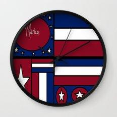 'Merica! Wall Clock