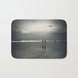 Silver Linings Bath Mat