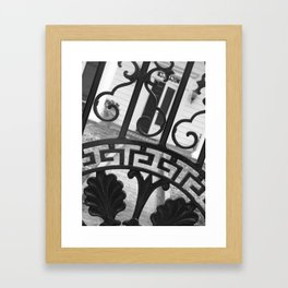 The Special House Framed Art Print