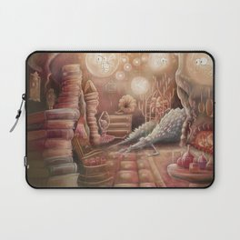 The Witch's Lair Laptop Sleeve