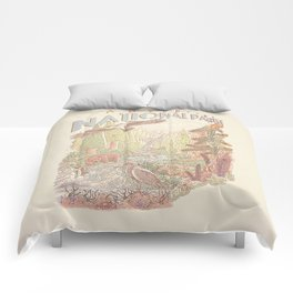 Adventure National Parks Comforters