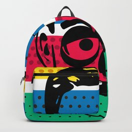 Creepy Gentleman Backpack