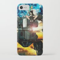 heavy metal iPhone & iPod Cases featuring Heavy Metal by Danielle Tanimura