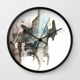 THE BUG Wall Clock