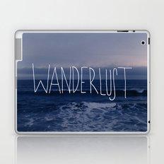 Wanderlust Ocean Laptop & iPad Skin