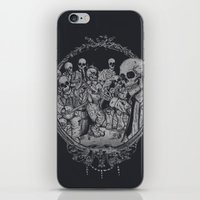 occult iPhone & iPod Skins featuring An Occult Classic by Dega Studios