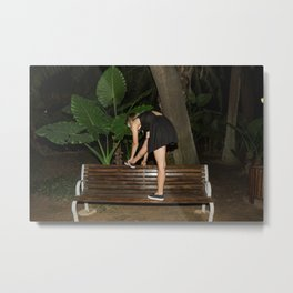 Dance all Night, Sleep all Day Metal Print
