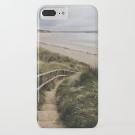 A day at the beach - Landscape and Nature Photography iPhone Case