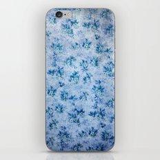 floral III iPhone & iPod Skin