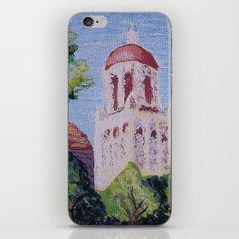 Stanford Clocktower iPhone Skin