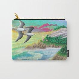 Oregon Coast Vibez Carry-All Pouch
