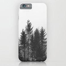 black trees iPhone 6s Slim Case