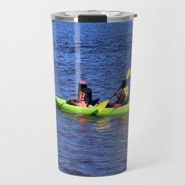 Kayaking Travel Mug