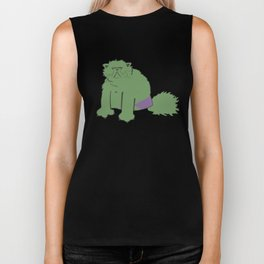 The Incatable Hulk Biker Tank