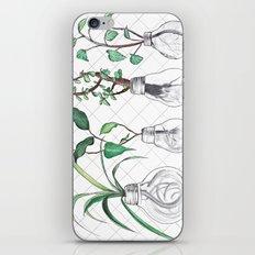 Fresh & Green iPhone & iPod Skin