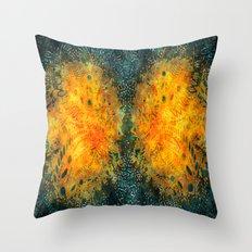 Mango Madness Throw Pillow