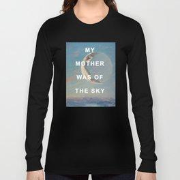 Selene of the Sky Long Sleeve T-shirt