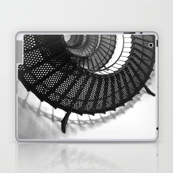 Spiral Stairs Laptop & iPad Skin
