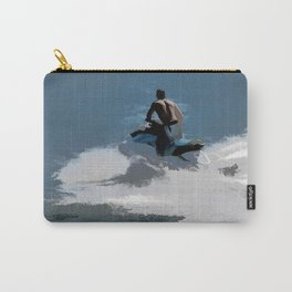Making Waves - Jet Skier Carry-All Pouch