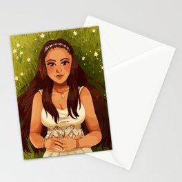 Delicate Summer Stationery Cards