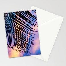 SUNSET PALM Stationery Cards