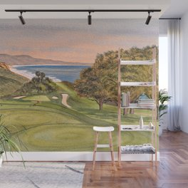 Torrey Pines South Golf Course Hole 6 Wall Mural