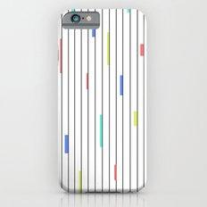 Color & Stripes Slim Case iPhone 6s