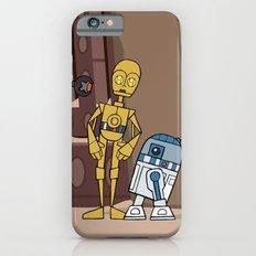 EP6 : C-3PO & R2-D2 Slim Case iPhone 6