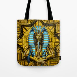 Sacred Queen Tote Bag