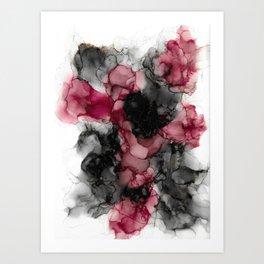 Heartbeat Art Print