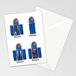 Four Windows, Beirut Stationery Cards