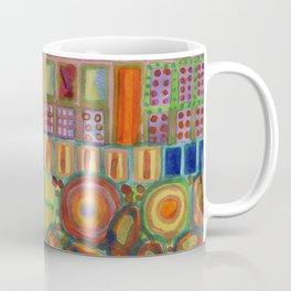 Decorated and illuminated House  Coffee Mug