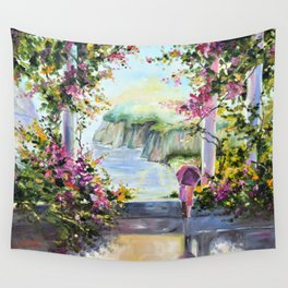 Terrace Wall Tapestry