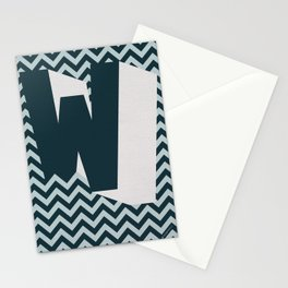 W. Stationery Cards