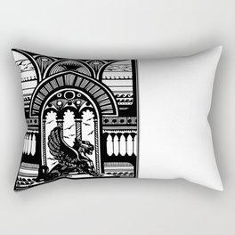 Old City Rectangular Pillow