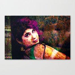 Megan Canvas Print