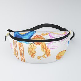 Greece Inspired Fanny Pack