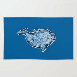 Dolphin Denny Rug