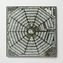 Modest Mouse - Strangers To Ourselves Metal Print