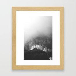 Capri II Framed Art Print