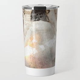 Vampires On Old Film Travel Mug