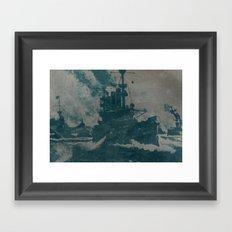 Convoy Framed Art Print