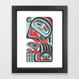 Nang Jáadas – 3 Framed Art Print