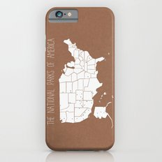 The Hand-Painted National Parks of America iPhone 6 Slim Case