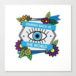 Eye Protection Canvas Print