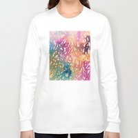 sparkle Long Sleeve T-shirts featuring Sparkle by zeze