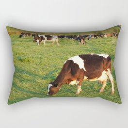 Holstein cattle Rectangular Pillow